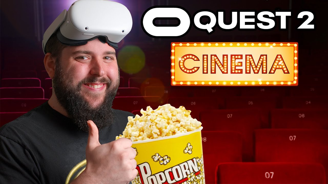 Download Watching Movies On Oculus Quest 2 | Is This The Ultimate Home Theater?