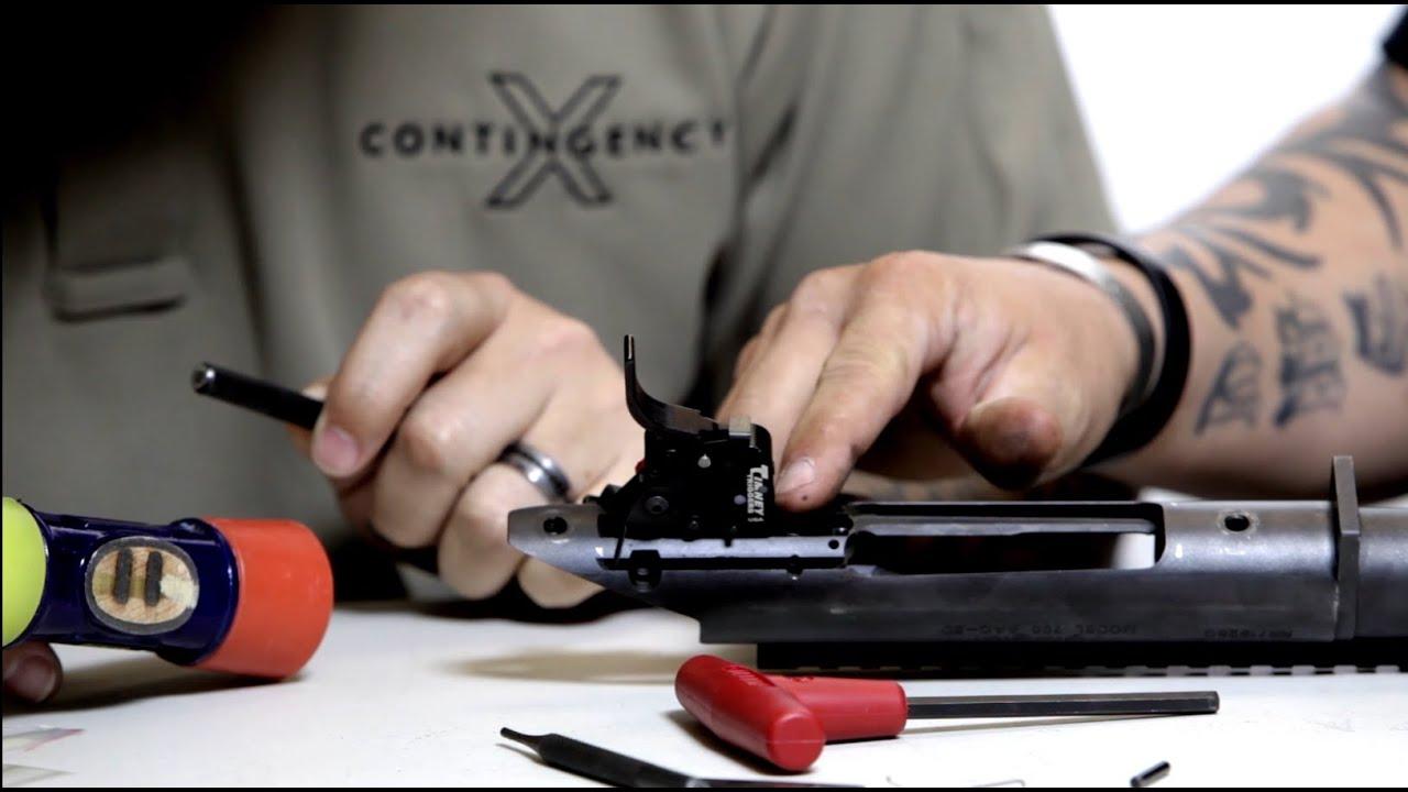 Timney Trigger Remington 700 Installation Tutorial