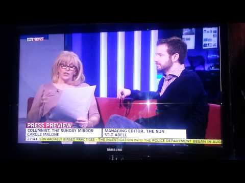 Oxford Mail on Sky
