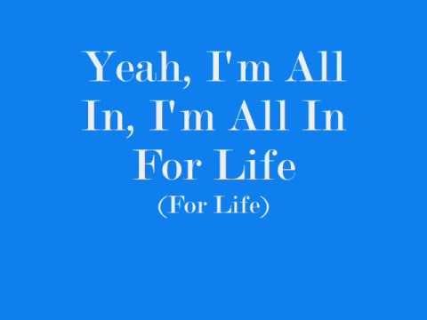 All In - Lifehouse (Lyrics)