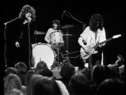 LED ZEPPELIN LIVE DANISH TV 1969 - YouTube