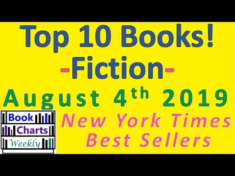 top-10-books-to-read---fiction:-trending-&-fast!-(august-4th-2019)