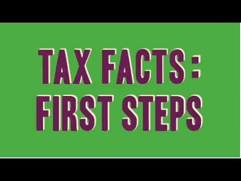 Tax Facts - National Insurance Numbers And Your Personal Tax Account