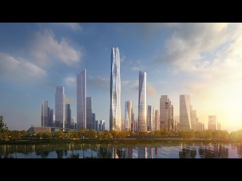 China's Latest Super Tower Revealed   The B1M
