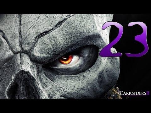 DarkSiders II Walkthrough - Darksiders 2 Walkthrough Español Parte 23 | El Señor Muerto Fariseo | Guia Let's Play