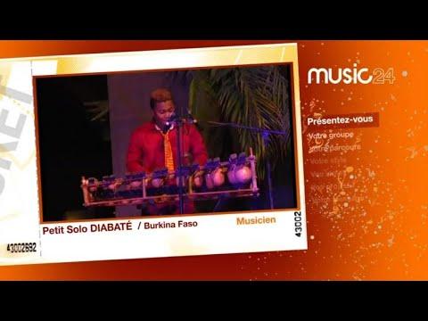 MUSIC 24 - Burkina Faso: Souleymane DIABATÉ, Artiste musicien