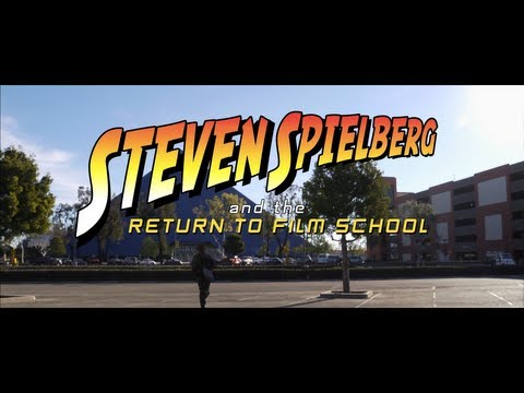 Steven Spielberg and the Return to Film School