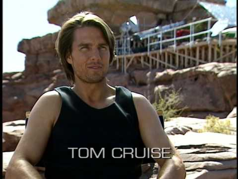 Mission Impossible 2 - Mountain Climbing Behind The Scenes (1080p)