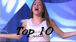 Die Top 10 Violetta Songs