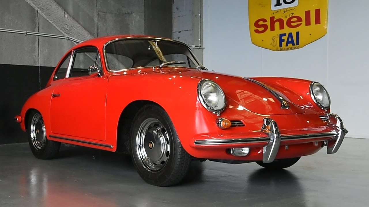 1964 Porsche 356C Coupe - 2017 Shannons Sydney Autumn Classic Auction