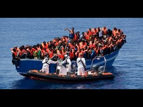 REFUGEE CRISIS | 477 People Rescued in Mediterranean
