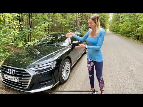 Новый Mercedes S-Class W223 хуже, чем топовая Audi A8
