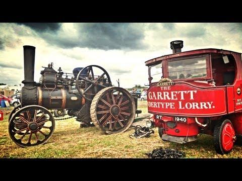 Sheffield & District Vintage Steam Rally 2013