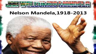 Jah Welcomes Mandela (Reggae Mixtape free download))
