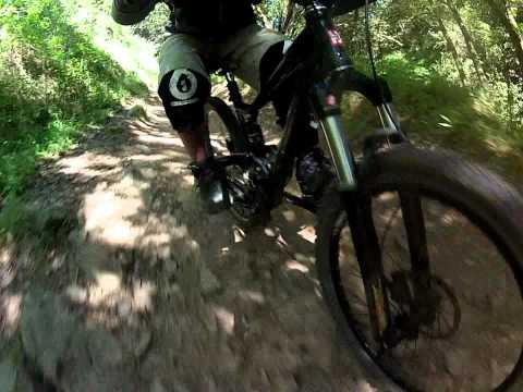 Cinderella Trail - San Joaquin Miller Park (Oakland, CA) (Scorpion Cam) GoPro2 JMP