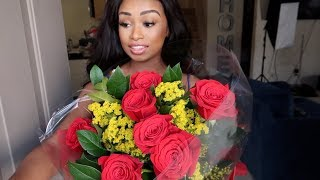 Download PULLED UP & SURPRISED DESIREE WITH ROSES! (SHE FORGAVE ME & I FINALLY WON HER HEART OVER!🤗) Mp3 and Videos