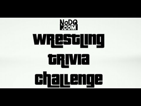 """Wrestling Trivia Challenge #6: """"Yes Way Jose"""" challenges Jeff Meacham"""