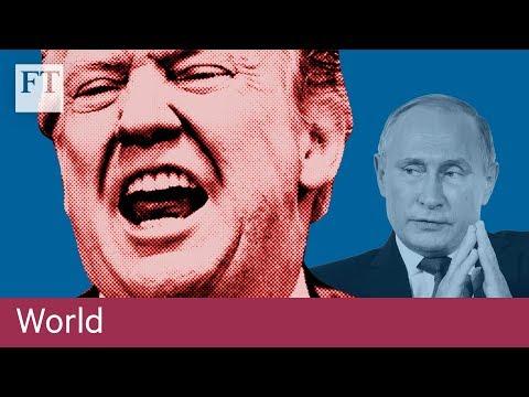 The Robert Mueller probe: Putin's alleged playbook