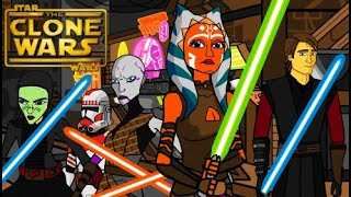 "How ""Star Wars the Clone Wars: Season 5"" Should Have Ended"