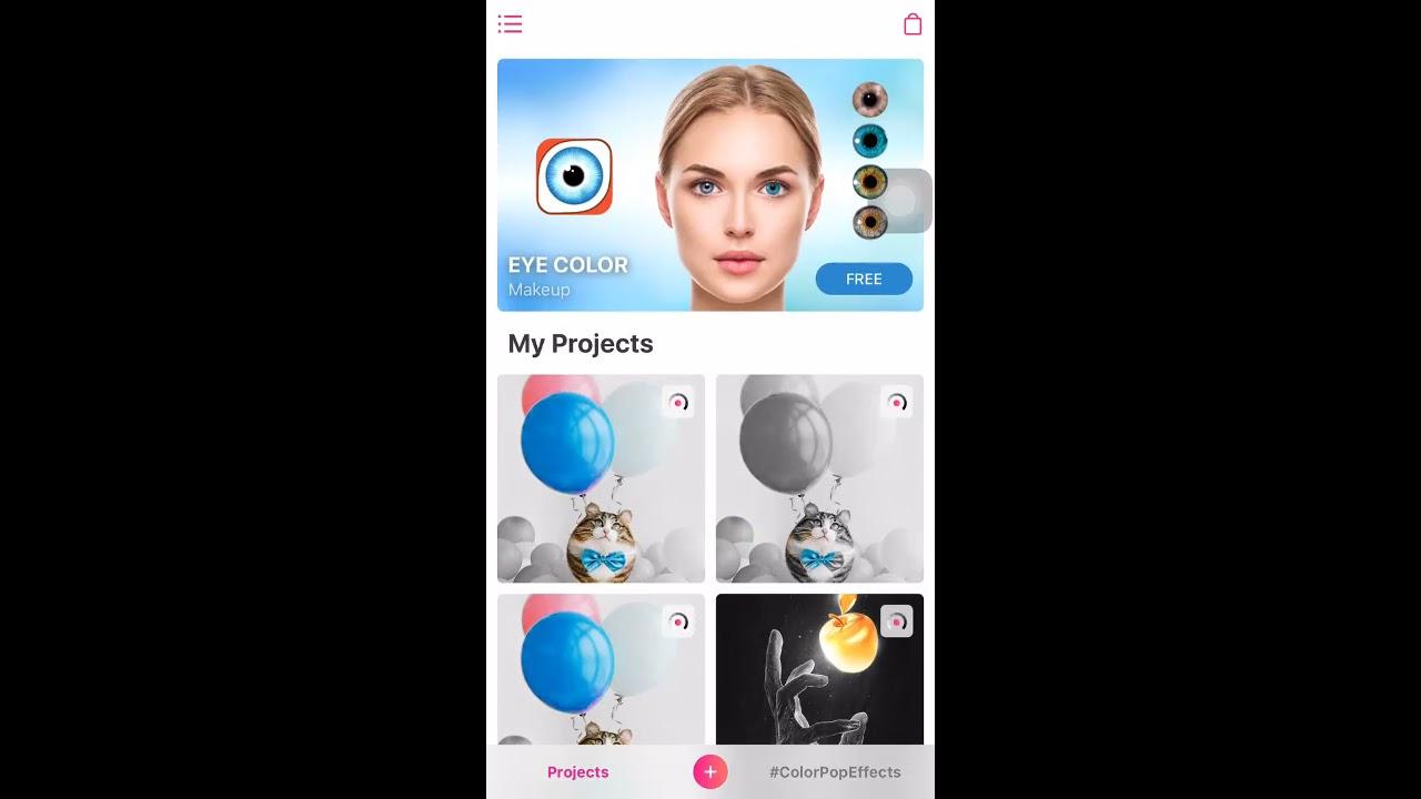 Tạo màu nổi bật cho bức ảnh bằng Color Pop Photo Editor Effects - Android/iOS. Hải Hài Hước