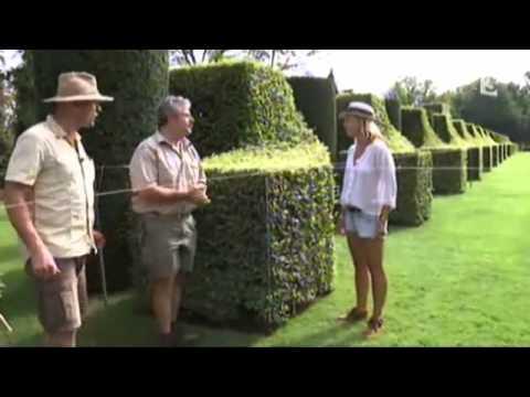 France 3 - Côté Jardin - Dimanche 10 Septembre 2011 - Les Jardins du Manoir d'Eyrignac