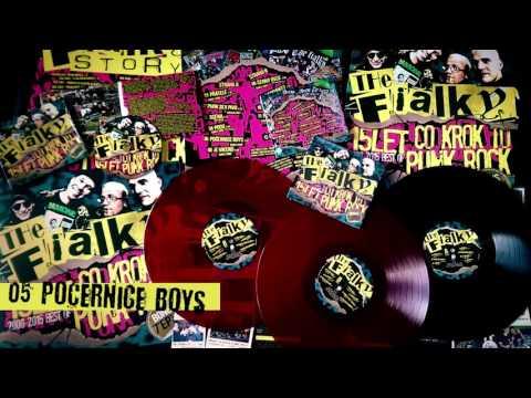 THE FIALKY -- 15 let co krok to punkrock! 2015 (celé album / Full Album)