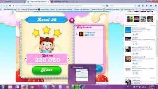 شفرات لعبة كاندي كراش صودا الجديدة Candy Crush Soda Saga باستخدام Cheat Engine