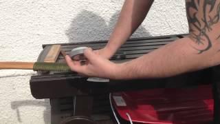Gransfors Bruks Small Forest Shaving  Sharp Axe