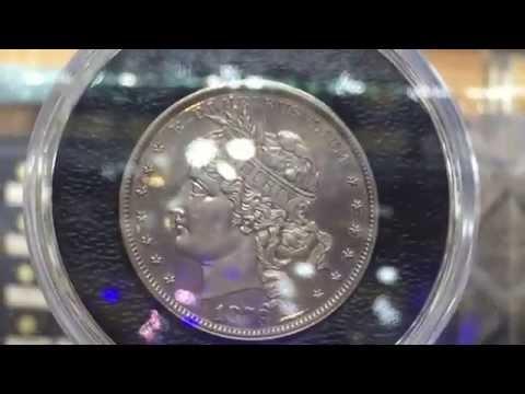 Pattern Coins - Harry W Bass Jr Pattern