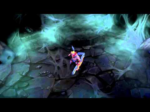 League of Legends - Varus - Heartseeker Varus (1080p)