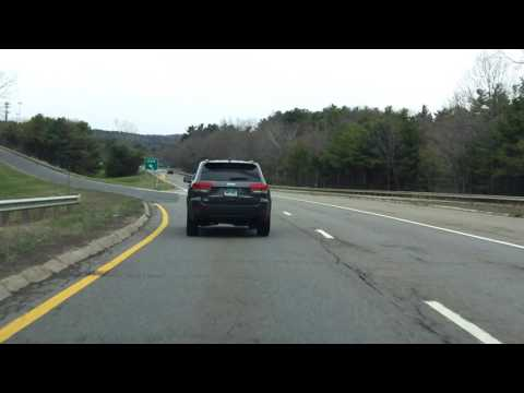 Interstate 84 - Massachusetts (Exit 3) westbound