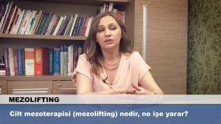 Cilt mezoterapisi (mezolifting) nedir, ne işe yarar?
