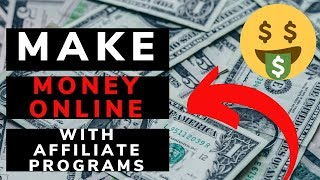 Affiliate programs:easily make $100 ...