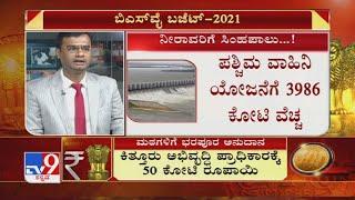Karnataka Budget 2021-22 | Post Budget Analysis By Experts | Part - 3