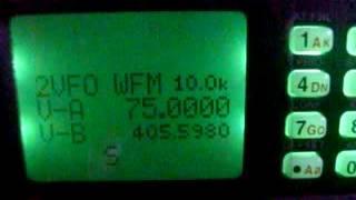 中国の大学によるFM試験放送局