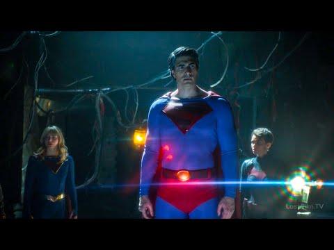 Лекс Лютор меняется местами с Суперменом