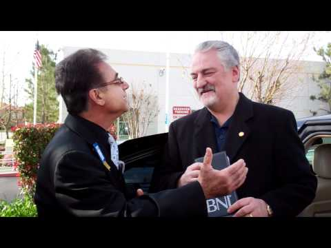 Dr. Ivan Misner and Mohammad Favakeh