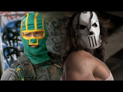 CASEY JONES vs KICK-ASS - Super Power Beat Down (Episode 13)