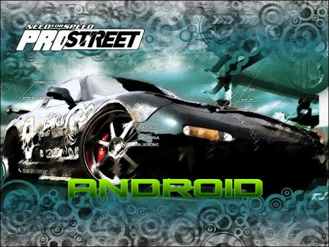 Need For Speed Pro Street En Android PPSSPP Configuraciones