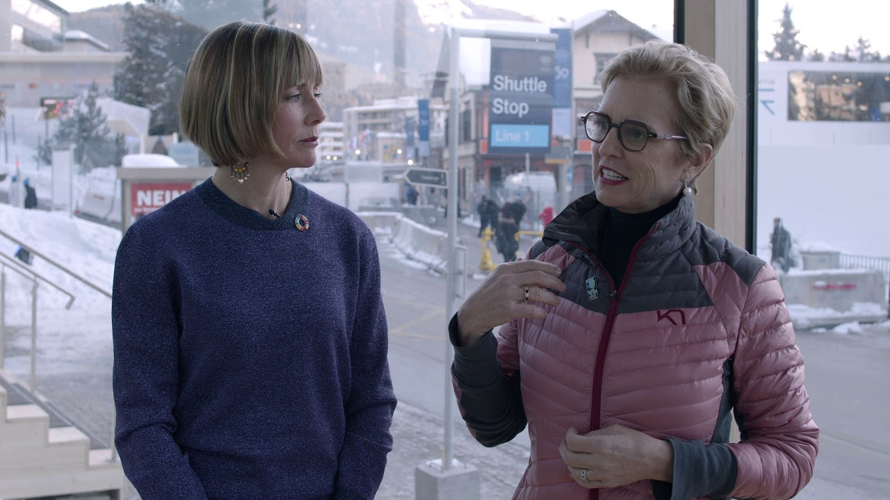 Hub Culture Davos 2020: Kerry Kennedy, President of RFK Human Rights Foundation