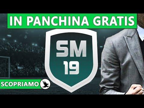 IN PANCHINA... GRATIS ► SOCCER MANAGER 2019 Gameplay ITA [SCOPRIAMO]