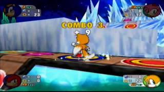 Sonic Shuffle Party Episode 1: Emerald Coast