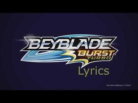Beyblade Burst Turbo Opening Lyrics