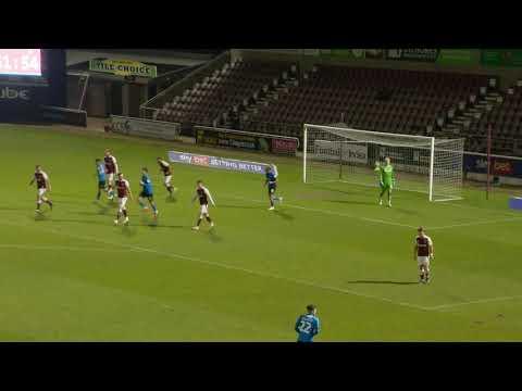 Northampton Swindon Goals And Highlights
