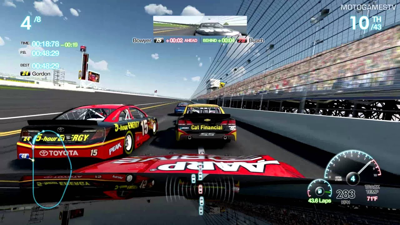 how to try out for nascar