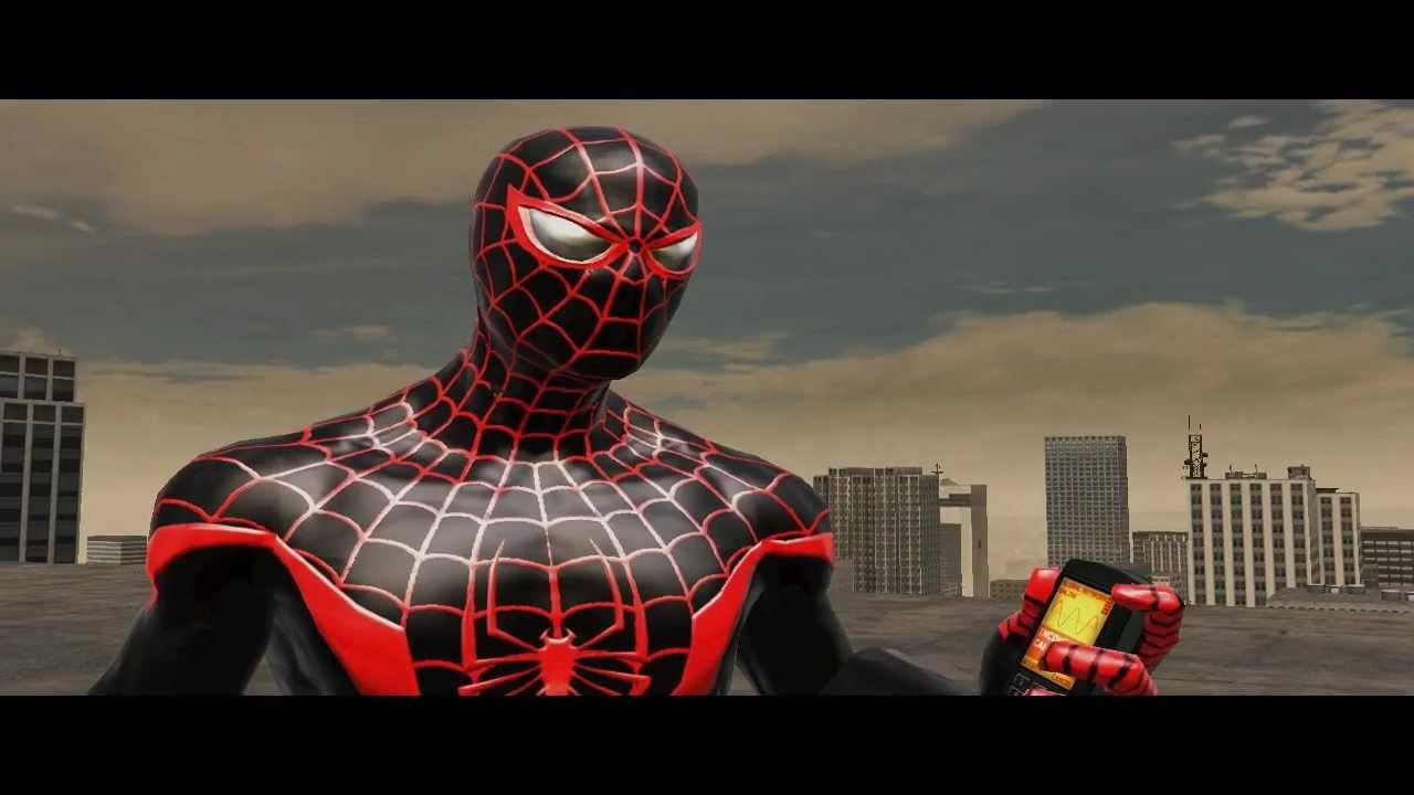 Carnage Wallpaper Hd Spider Man Web Of Shadows Walkthrough Red Suit