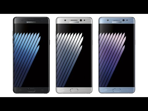 Samsung Galaxy Note 7 Ön İnceleme / Preview