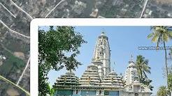 Hirakud and sambalpur Odisha  view from Google Map