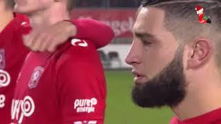 Twente 1 - 1 Ajax (p 6-5) (20.12.2017 // by LTV)
