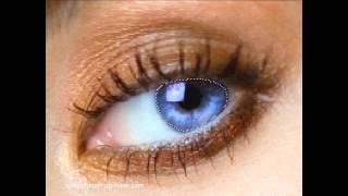 Видеоурок: Photoshop выделение глаз